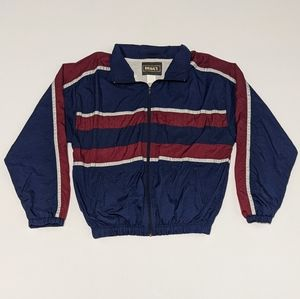 Vintage 90s Briggs Windbreaker New Without Tags